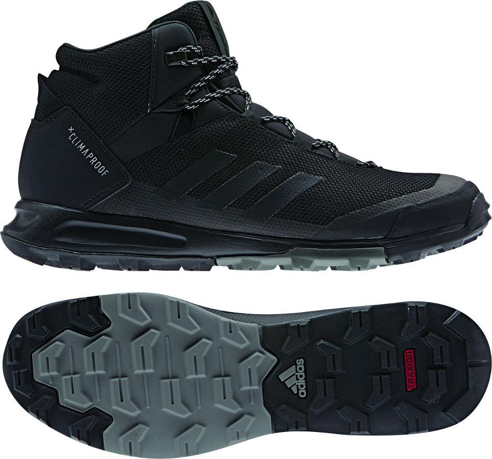 adidas TERREX Tivid ClimaProof Outdoor Middelhoge Schoenen Heren, core blackcore blackgrey four